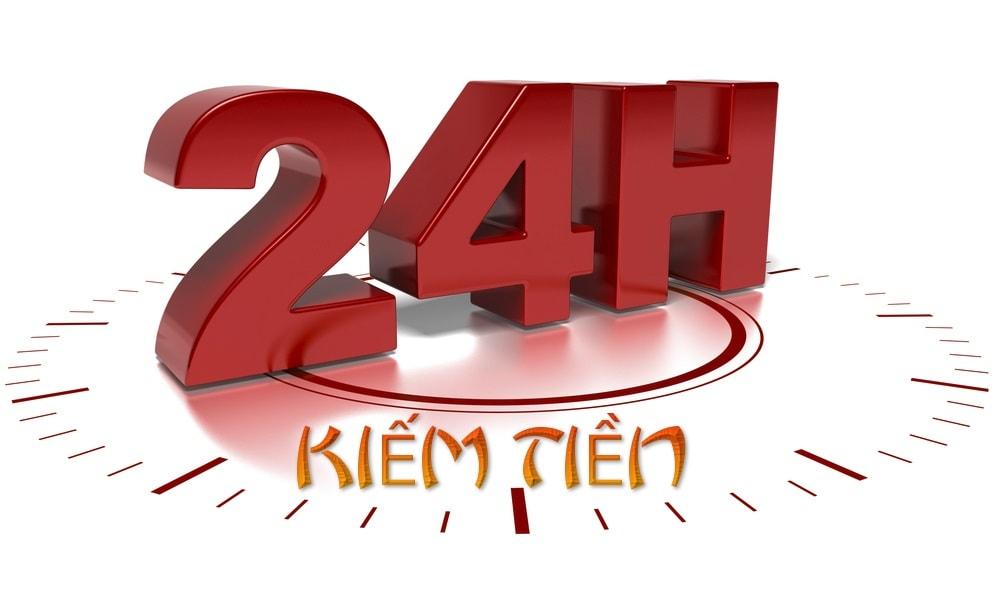 Kiemtien24h.vn - Website kiếm tiền online và đầu tư tài chính cover image