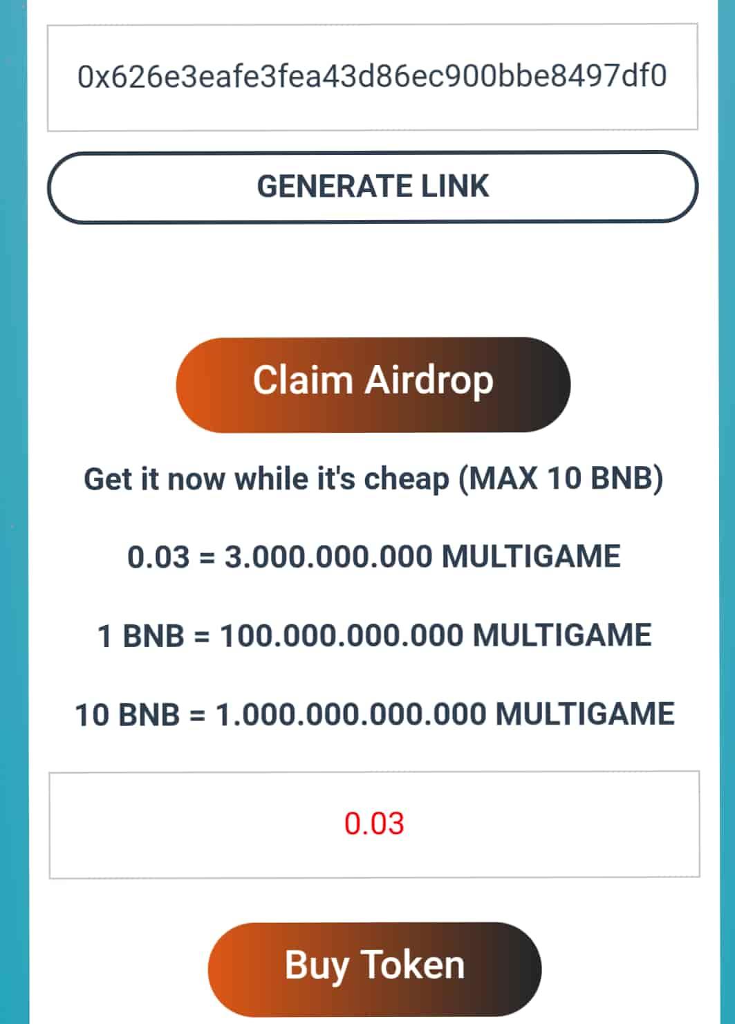 claim-airdrop-multigame